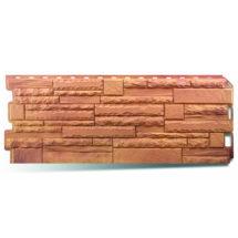 Фасадная панель Альта-Профиль Скалистый камень все цвета