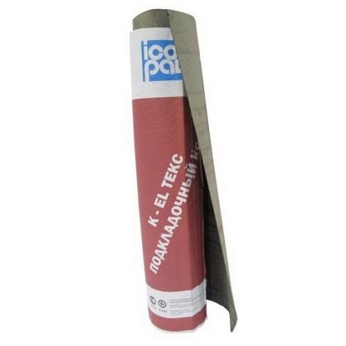 Подкладочный ковер Icopal K-EL 15х1 м