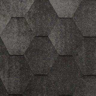 Гибкая черепица Katepal (Катепал) - Jazzy Серый