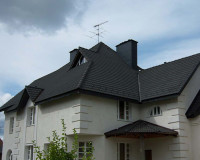 BRAAS-Франкфуртская-черная