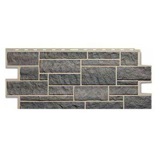 Панель Tecos натуральный камень серый