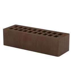 Кирпич Тербунский гончар корица (шоколад) гладкий 250x85x65