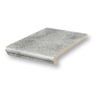 Ступень Stroeher Keraplatte Roccia 840 grigio 340х294х12