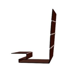 J-фаска (ветровая доска) Docke шоколад