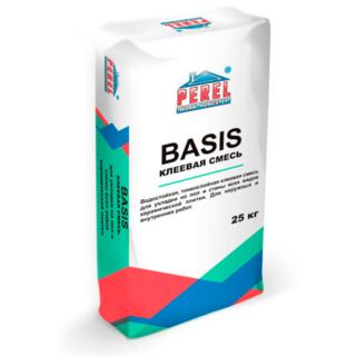 Клеевая смесь Perel Basis 0311