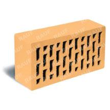 Кирпич лицевой соломенный гладкий ЛСР (RAUF Fassade) 250x120x65