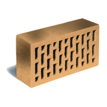 Кирпич лицевой соломенный флэшинг тростник ЛСР (RAUF Fassade) 250x120x65