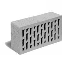 Кирпич лицевой серый тростник ЛСР (RAUF Fassade) 250x120x65