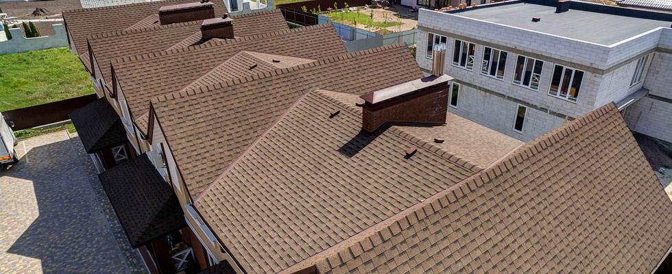 Шинглас Ранчо коричневый с доставкой и монтажом