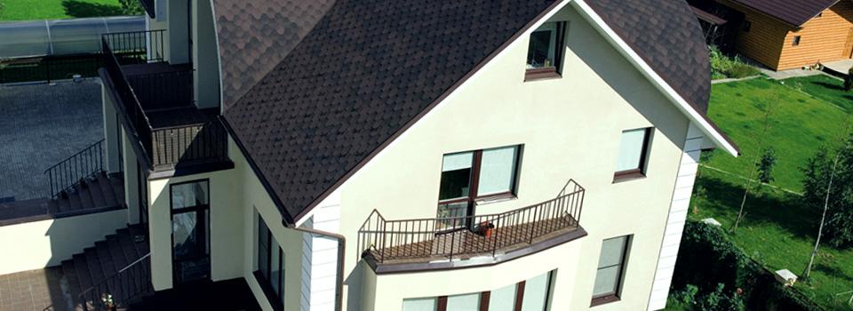 Подбор цвета кровли и фасада дома онлайн на сайте Топ Констракшн