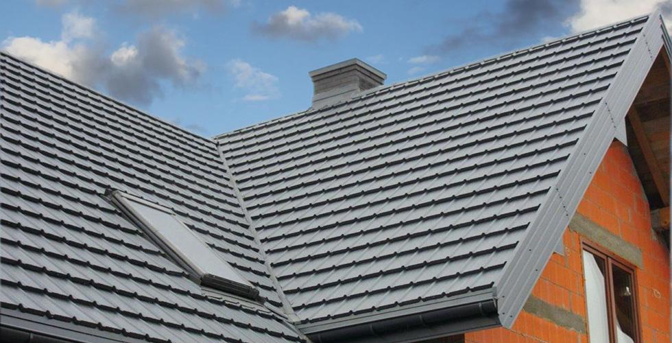 Лучшая металлочерепица для крыши по доступной цене
