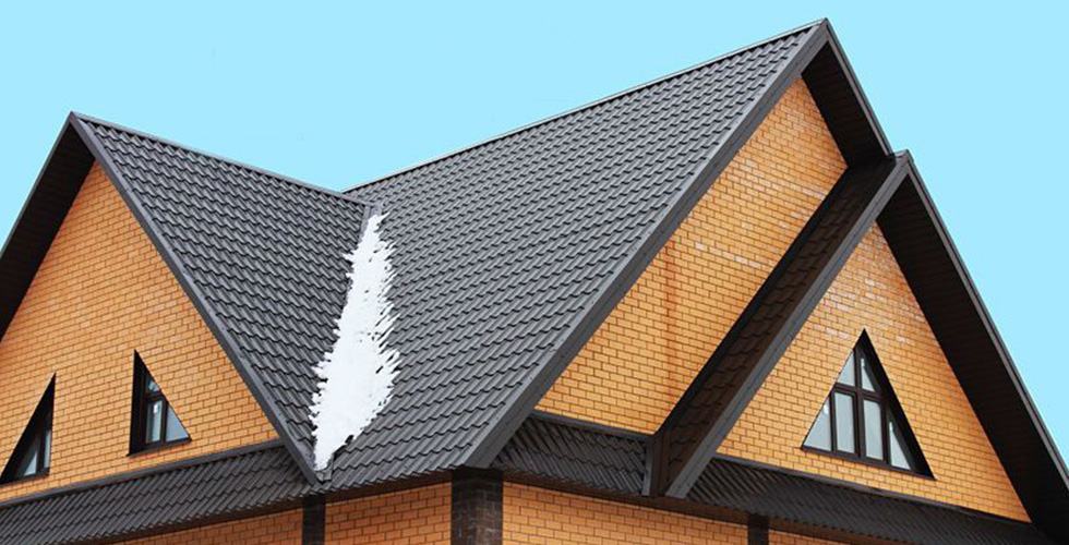 krysha iz metallocherepitsy - Стоит ли делать крышу из металлочерепицы?