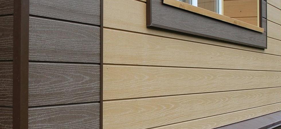 Fasadnye paneli MultiDeck - Фасадная панель MultiDeck Сhalet 18х166,5х3600 Дерево